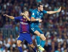 Supercupa Spaniei: Real Madrid invinge Barcelona pe Camp Nou