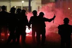 Suporteri maghiari, condamnati la inchisoare dupa incidentele de la meciul Ungaria - Romania