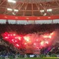 Suporterii lui Bayern au creat haos in deplasarea de la Hoffenheim. Partida a fost intrerupta de doua ori, iar la final jucatorii au refuzat sa mai joace fotbal (Video)