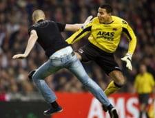 Suporterul care a intrat pe teren in Olanda, trimis la inchisoare