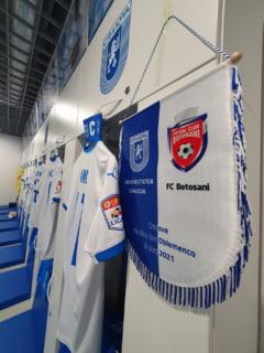 Supriza mare in Liga 1. Universitatea Craiova, invinsa acasa de FC Botosani intr-un meci cu trei eliminari. Oltenii sunt la a treia infrangere consecutiva