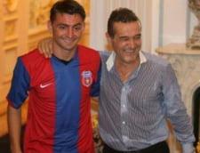 Surdu: Voi demonstra ca merit sa fiu titular la Steaua
