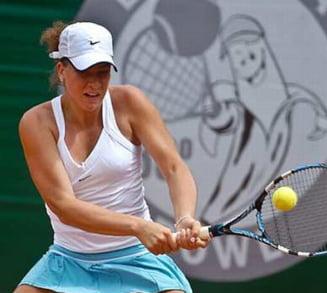 Surprinzatoarea Dulgheru, eliminata de la US Open