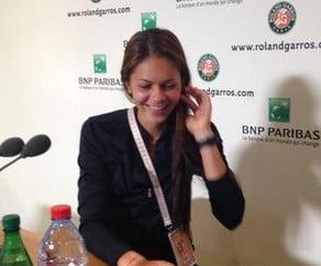 Surpriza de care Andreea Mitu a avut parte dupa infrangere: Iata fata necunoscuta a sportivei