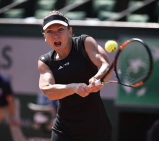 Surpriza de proportii: Simona Halep, eliminata de la Roland Garros