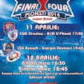 Surpriza de proportii in Final Four la baschet masculin