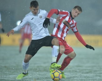 Surpriza de proportii in Liga 1: Dinamo a ratat calificarea in play-off!