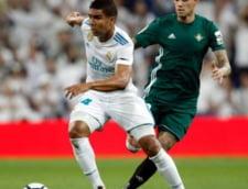 Surpriza de proportii in Spania: Real Madrid, invinsa pe teren propriu