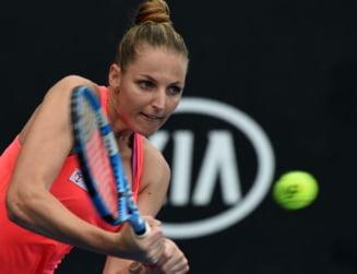 Surpriza de proportii la Birmingham: Karolina Pliskova, eliminata dupa un meci de infarct