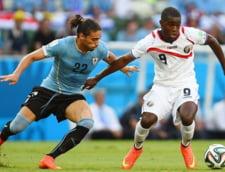 Surpriza de proportii la CM 2014: Uruguay, batuta de Costa Rica