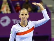 Surpriza de proportii la Doha: Pliskova, eliminata de o jucatoare venita din calificari. Cu cine va juca Simona Halep in sferturi