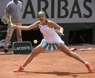 Surpriza de proportii la Roland Garros: Jelena Ostapenko e prima finalista