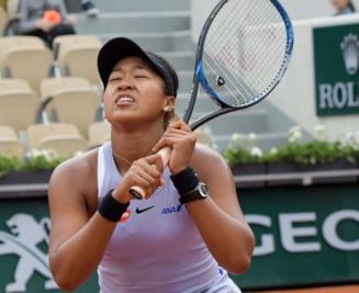 Surpriza de proportii la Roland Garros: Naomi Osaka, eliminata in turul 3