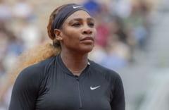 Surpriza de proportii la Roland Garros: Serena Williams, eliminata in turul trei
