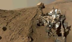 Surpriza de proportii pe Marte: Apa poate exista in stare lichida - Exista sau nu viata?