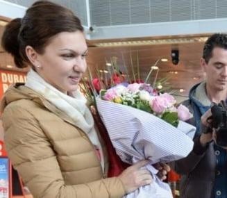 Surpriza de proportii pentru Simona Halep la Aeroportul Otopeni