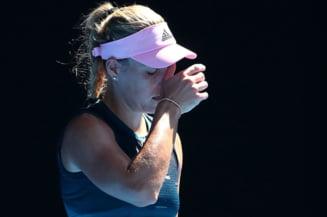 Surpriza imensa la Australian Open 2019: Angelique Kerber a fost spulberata in optimi
