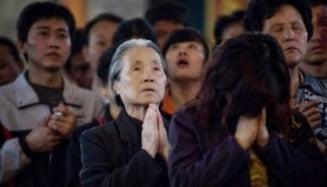 Surpriza in China: Crestinii au depasit numeric membrii Partidului Comunist