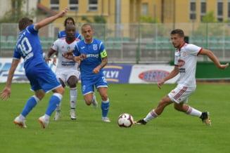 Surpriza in Liga 1: Craiova salveaza un punct cu Sepsi