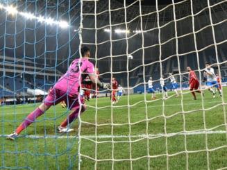 Surpriza in Liga 1. Universitatea Craiova, invinsa de Chindia Targoviste. Grecul Ouzounidis, la prima infragere ca antrenor al oltenilor