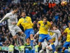 Surpriza in Spania: Real Madrid s-a impiedicat de o codasa intr-un meci cu 6 goluri