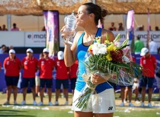 Surpriza in finala de la Mallorca, tenismena de pe locul 20 WTA a pierdut ultimul act