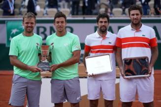 Surpriza in finala masculina de dublu de la Roland Garros