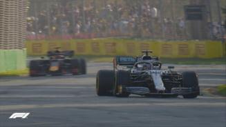 Surpriza in prima cursa de Formula 1 a sezonului 2019, disputata in Australia