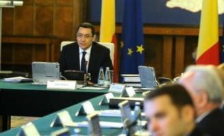 Surpriza in sedinta de Guvern dedicata R. Moldova: OUG care elimina contestatiile la licitatii