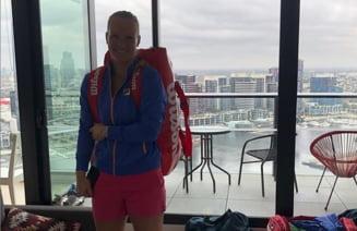Surpriza la Australian Open: O jucatoare din top 10 WTA, de pe partea de tablou a Simonei Halep, a fost eliminata