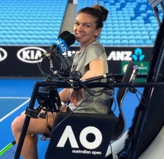 Surpriza la Australian Open: Si-a gasit Simona Halep un nou antrenor?