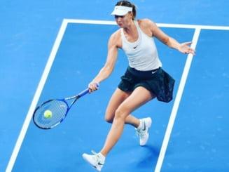 Surpriza la Moscova: Maria Sharapova, invinsa in primul tur