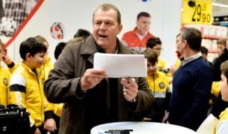Surpriza la Steaua: Duckadam anunta ca si-ar putea da demisia