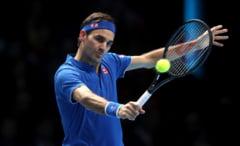 Surpriza la Turneul Campionilor: Roger Federer, invins in semifinale
