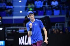 Surpriza la Turneul Campionilor pentru juniori. Un tanar italian castiga la Milano NextGen ATP Finals