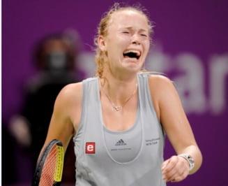 Surpriza la Wimbledon: Caroline Wozniacki a fost eliminata in optimi