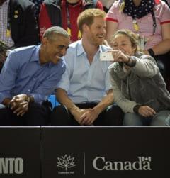 Surpriza lui Obama pentru printul Harry
