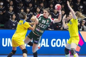 Surpriza majora in grupa Romaniei la Campionatul Mondial de handbal feminin