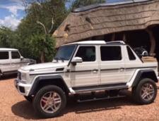 Surpriza mare de la Mercedes: Noul G-Class decapotabil (Video)