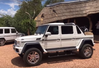Surpriza mare de la Mercedes: Noul G-Class decapotabil (Video)