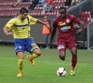 "Surpriza mare in Liga 1: CFR Cluj s-a impiedicat de ""lanterna rosie"""