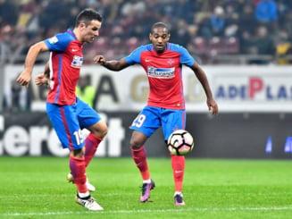 Surpriza mare in Liga 1: Steaua pierde la Chiajna
