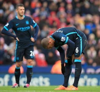 Surpriza mare in Premier League: Manchester City, invinsa!