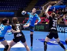 Surpriza mare in handbalul feminin: CSM Bucuresti a calcat gresit pe teren propriu