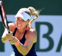 Surpriza mare la Rogers Cup: Angelique Kerber, invinsa categoric