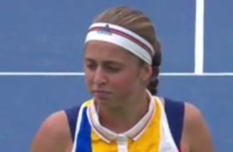 Surpriza mare la US Open: Jelena Ostapenko, eliminata in turul trei
