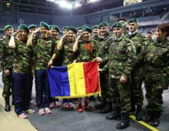 Surpriza mare pentru echipa de Fed Cup: Simona Halep si celelalte romance, in uniforma militara