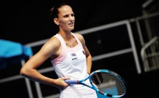 Surpriza noptii la Australian Open. Halep a scapat de una dintre favorite, care a fost trimisa acasa