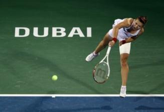 Surpriza pe partea de tabel a Simonei Halep la Dubai: Ce favorita a fost eliminata