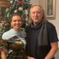 Surpriza pentru Simona Halep de Craciun: A fost colindata de Stefan Hrusca!